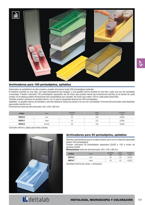 Ralfmed International BV - Deltalab - Page 108-109 - Created with ...