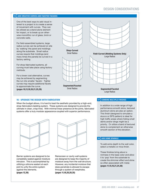 SRP Building Products Inc - Walls - Cladding Concepts - Page 48