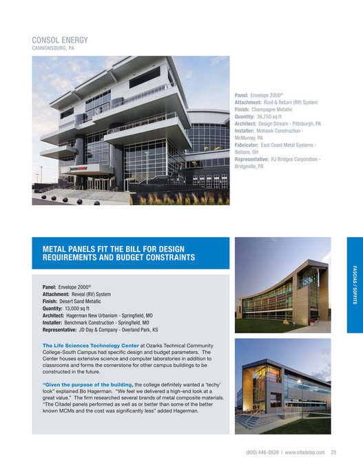 SRP Building Products Inc - Walls - Cladding Concepts - Page 26-27
