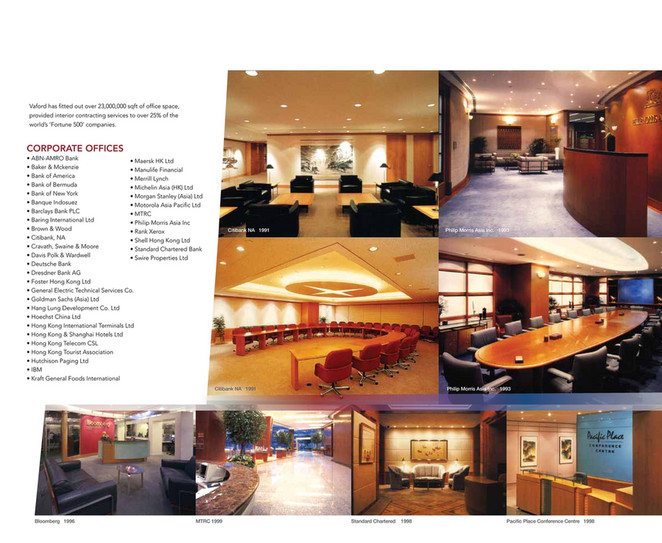 My publications - Vaford Group e-Brochure 2016 - Page 6-7 - Created