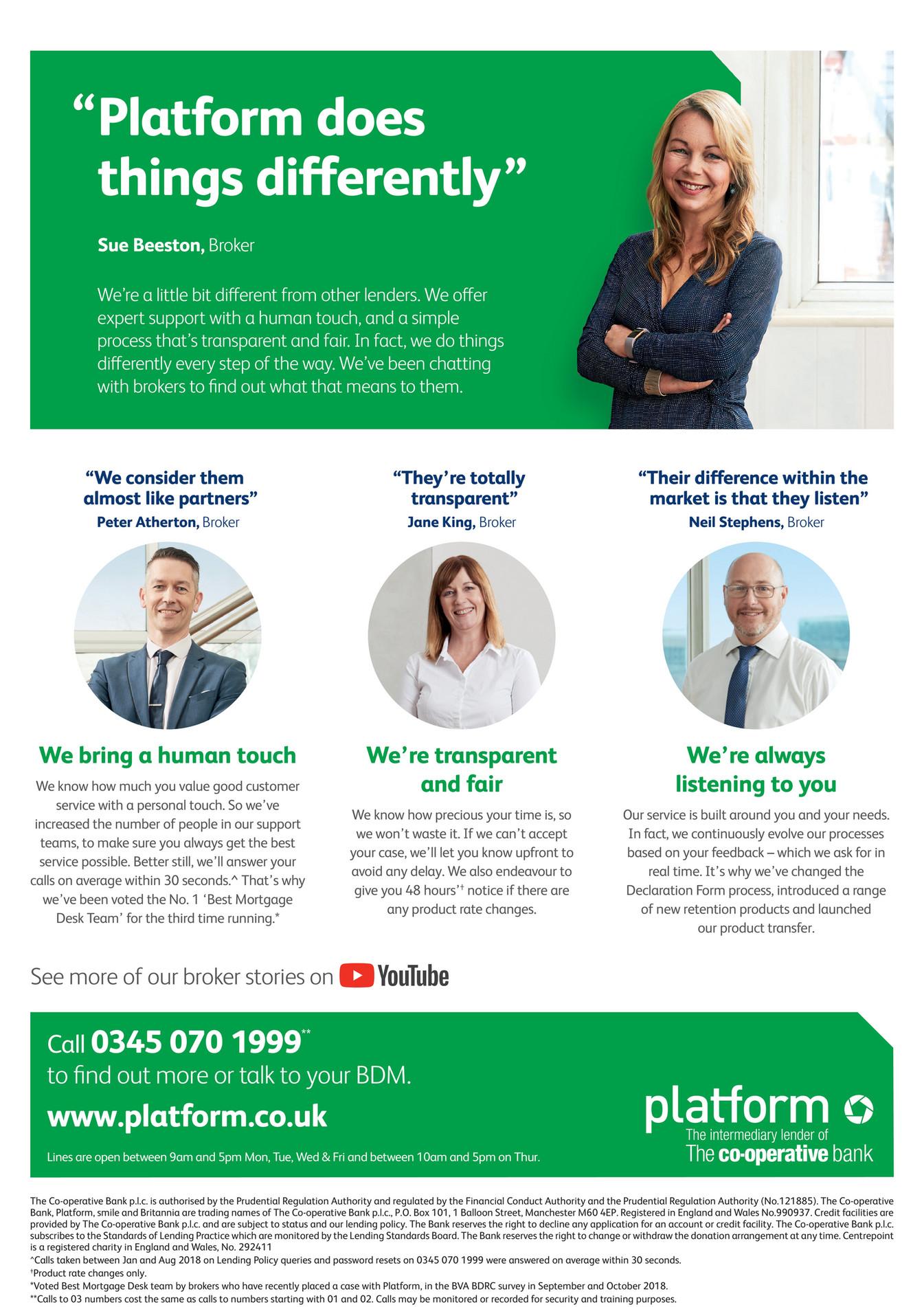 TMA Mortgage Club - Direct Magazine June 2019 - Page 16-17