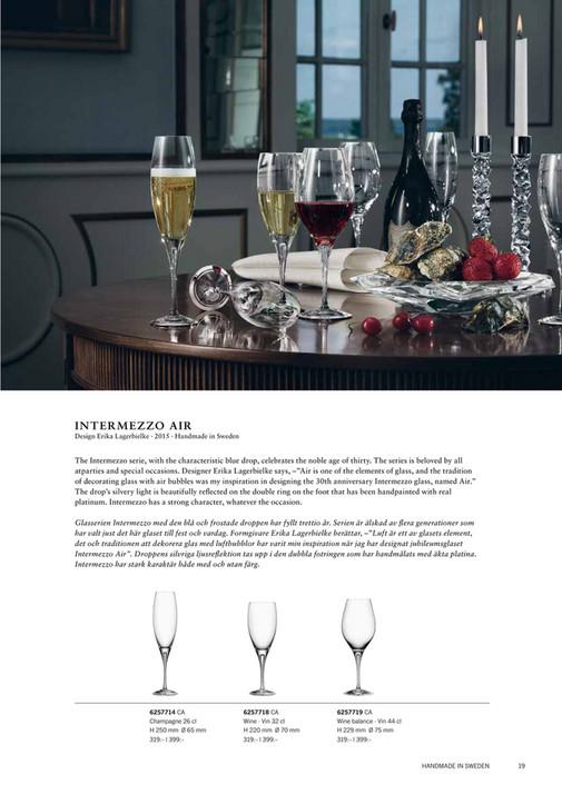 Master Design - Orrefors 2017 - Sida 20-21 - Created with Publitas.com 0d77e1412a7bc