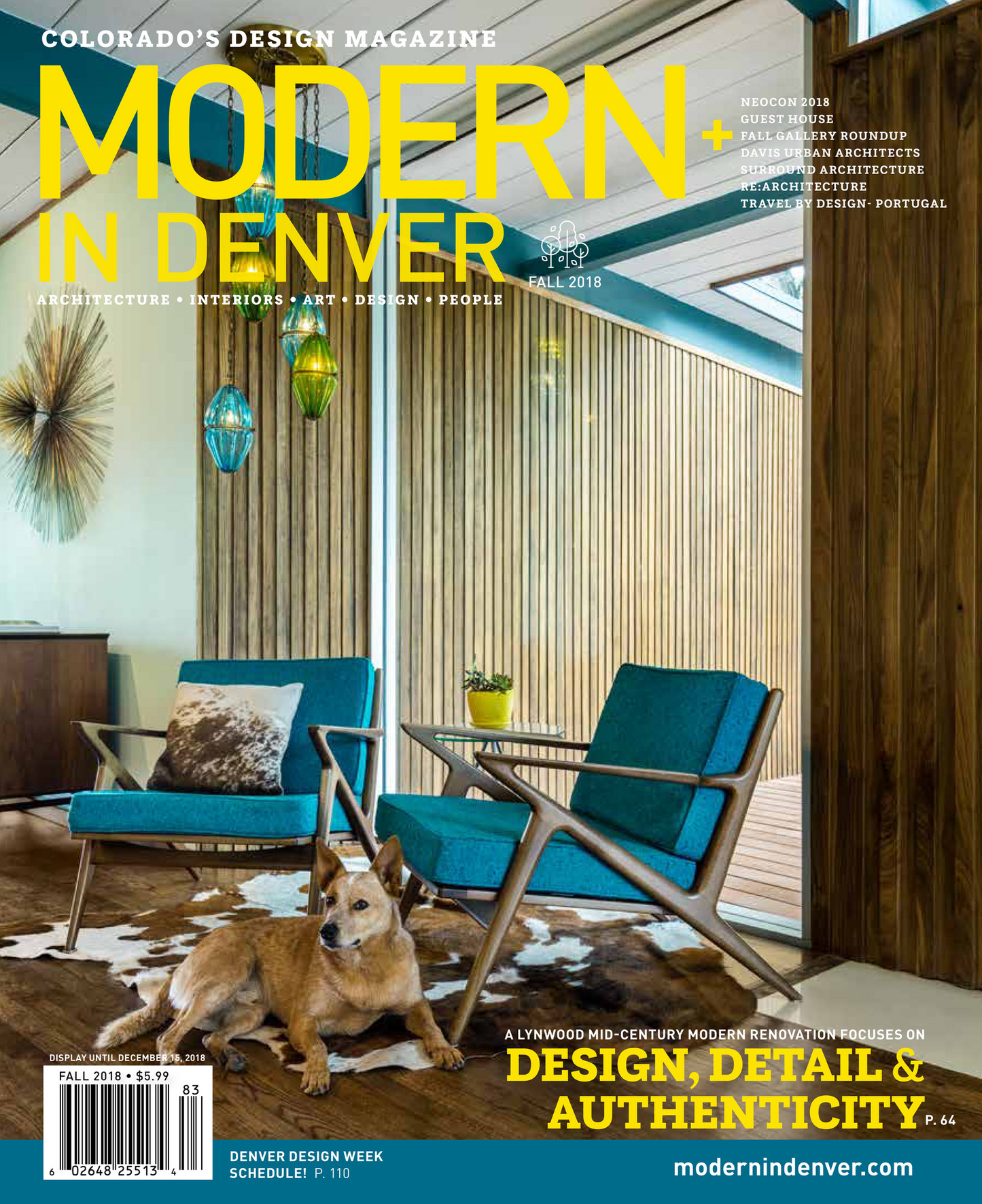 Modern In Denver - Modern In Denver - Fall 2018 - Page 70-71