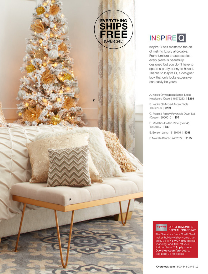 Pleasant Overstock Holiday 2016 Catalog Sealy Posturepedic Hybrid Pdpeps Interior Chair Design Pdpepsorg