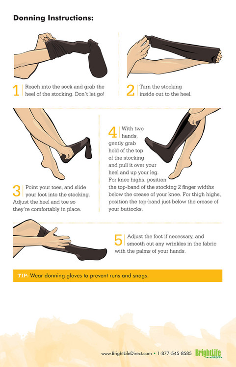 3799021691 Allegro Compression Socks and Hosiery Catalog - BrightLife Direct - Page  40-41