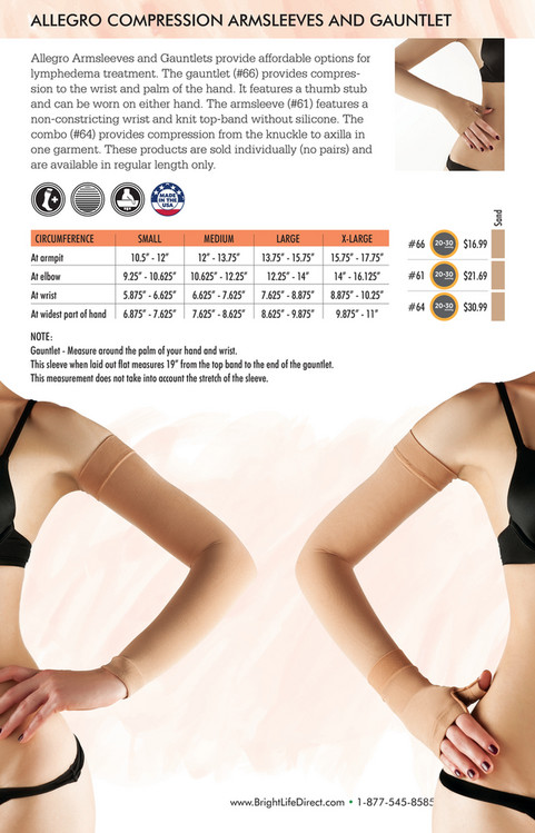 9c25799d3f Allegro Compression Socks and Hosiery Catalog - BrightLife Direct - Page  10-11