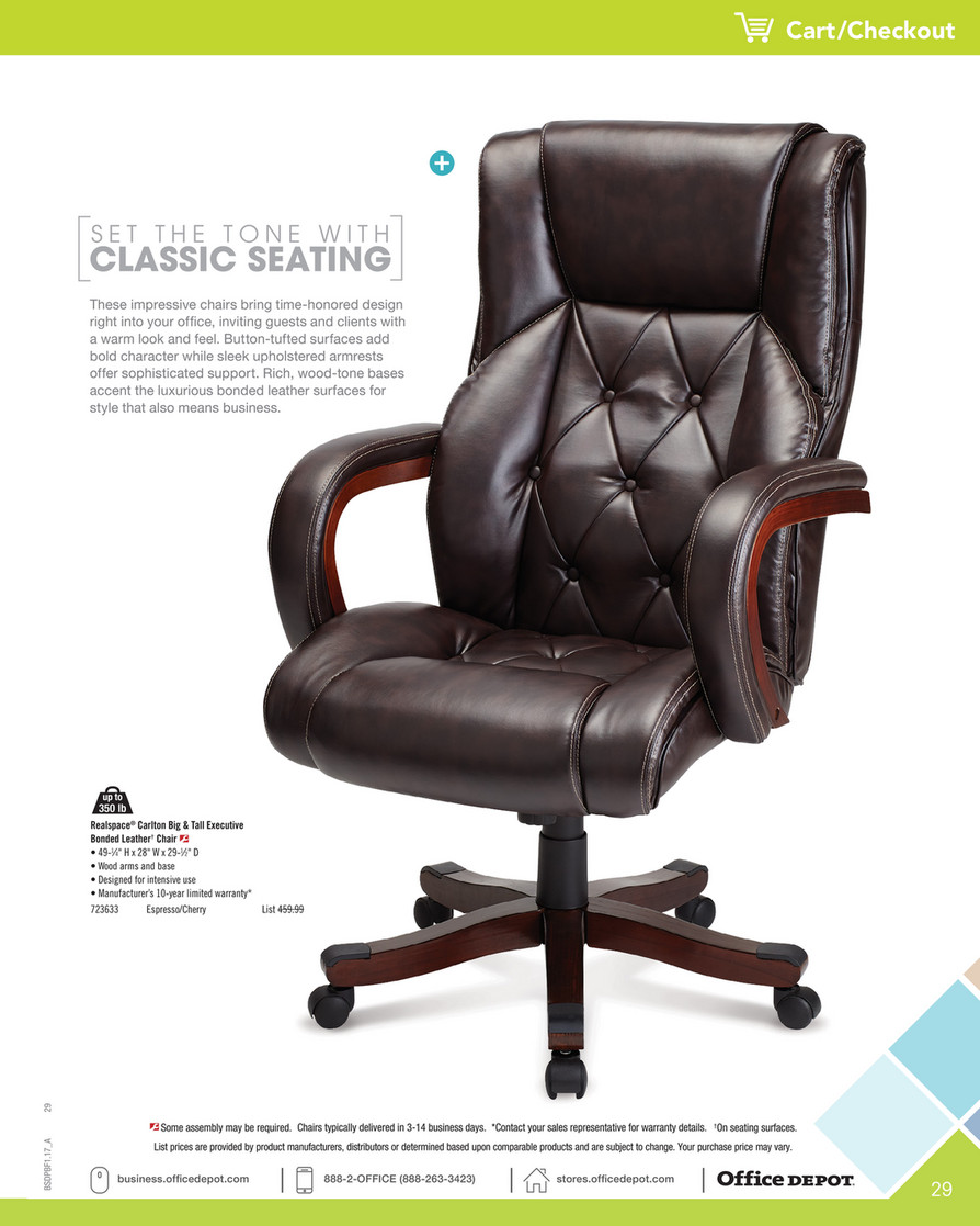 Office Depot Exclusive Brand Furniture