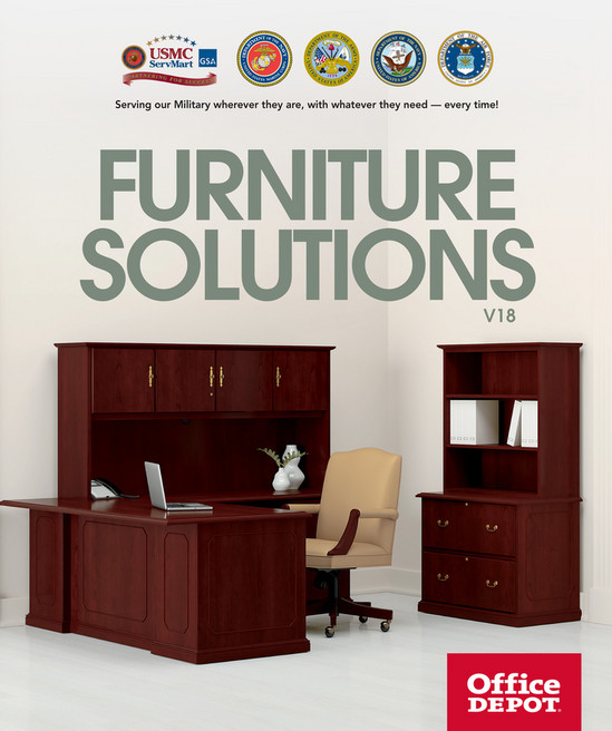 Office Depot Furniture Solutions Page 1
