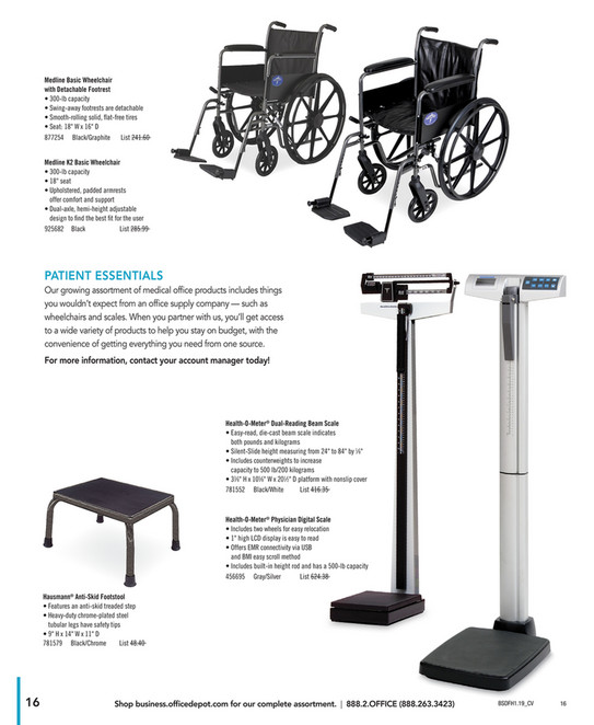Furniture Solutions - Healthcare 2019 - Page 24-25