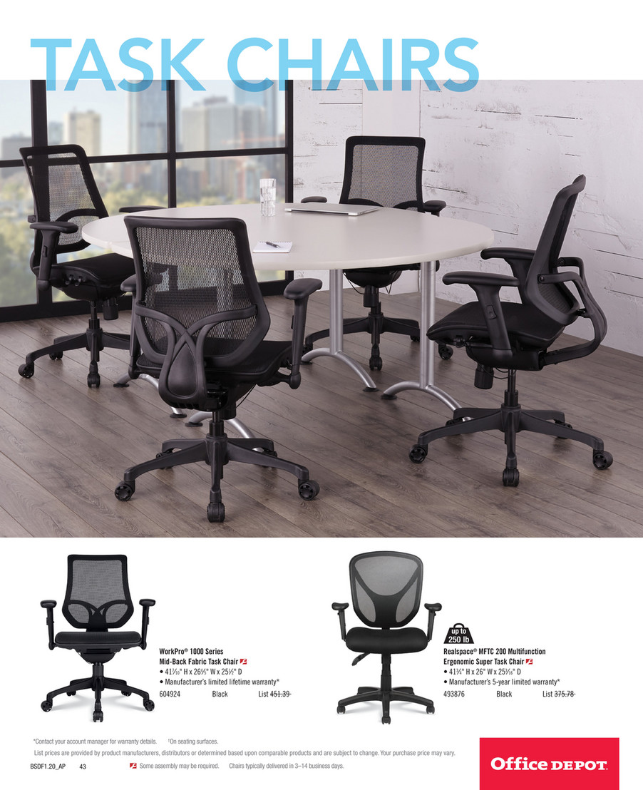 Workpro chair phone number