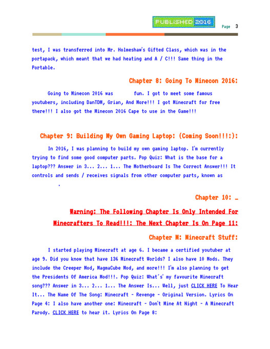 My Publications My Autobiography Google Docs Page 6 7