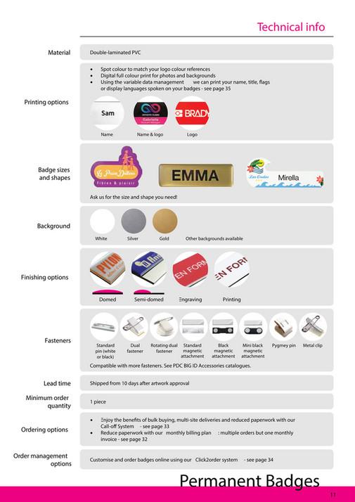 IDentiks kartični sistemi - ID dodatki by IDentiks - Page 10-11