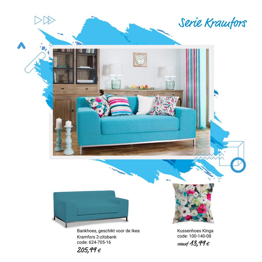 Bankhoes 3 Zits.Nl Hoezen Voor Ikea Modellen Zitbankhoes Kivik 3 Zits