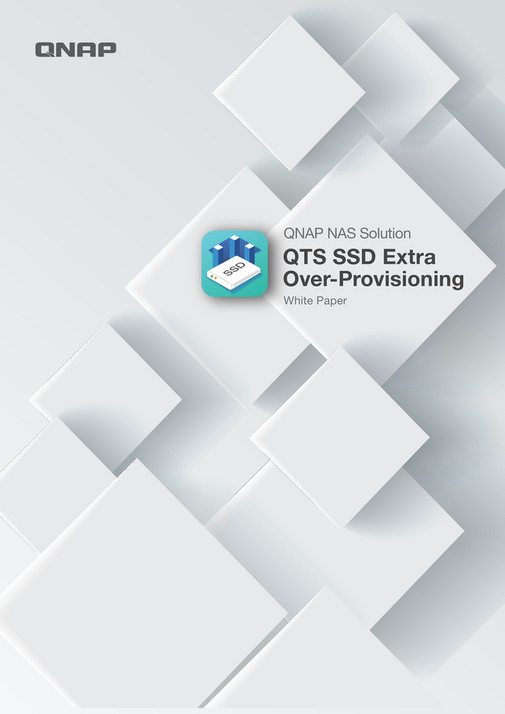 QNAP - SSD Over-provisioning White Paper - Page 1 - Created with