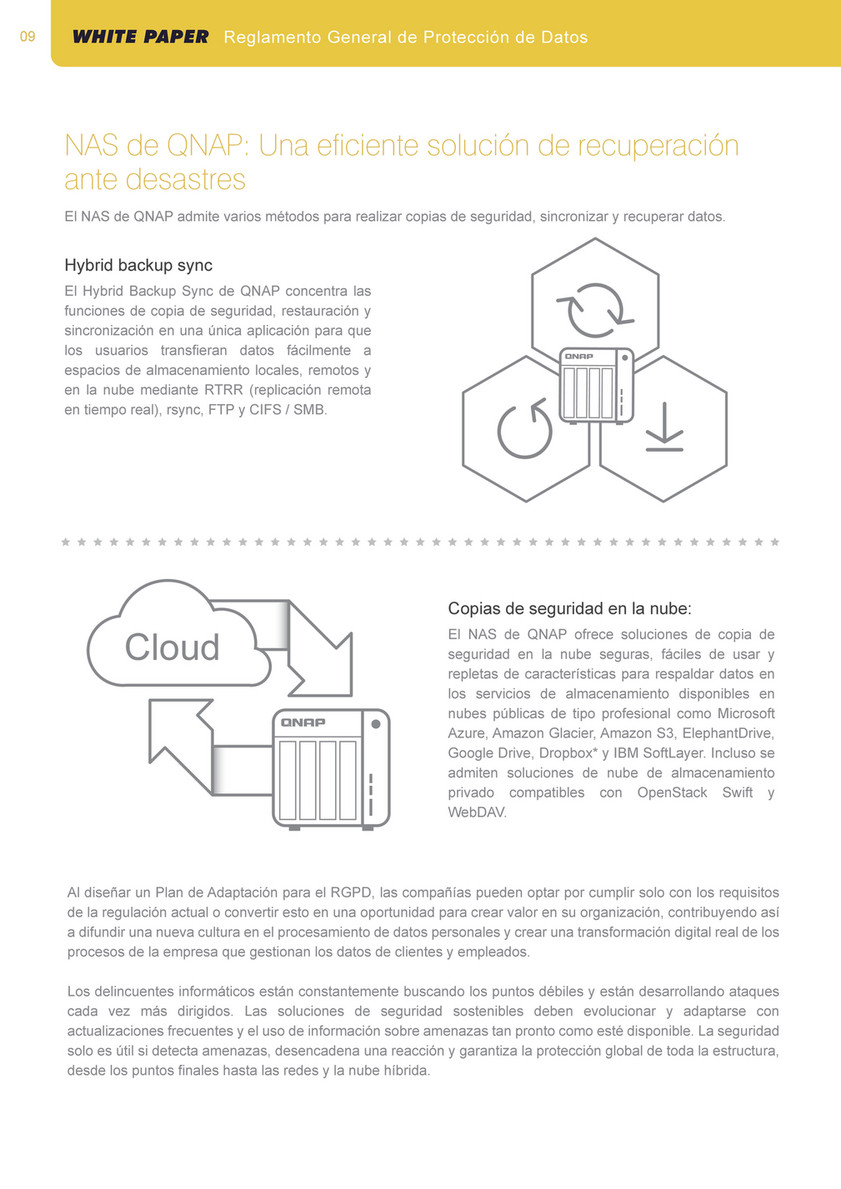Qnap 18031635 Es White Paper Gdpr Page 10 Created With