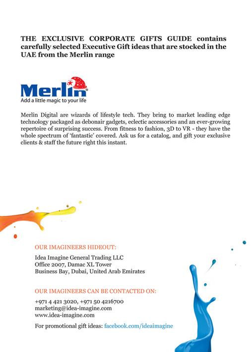 Idea Imagine - Merlin Catalogue - Page 16 - Created with Publitas com