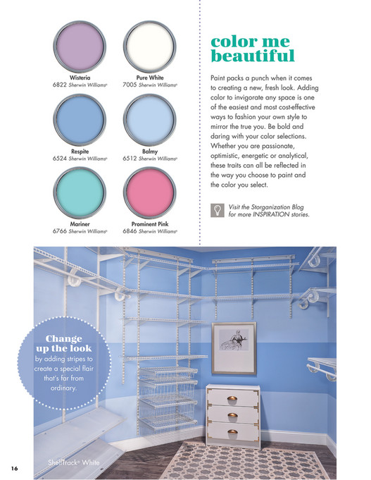 Closetmaid Inspired Living Clutter Free Issue 2 Closetmaid
