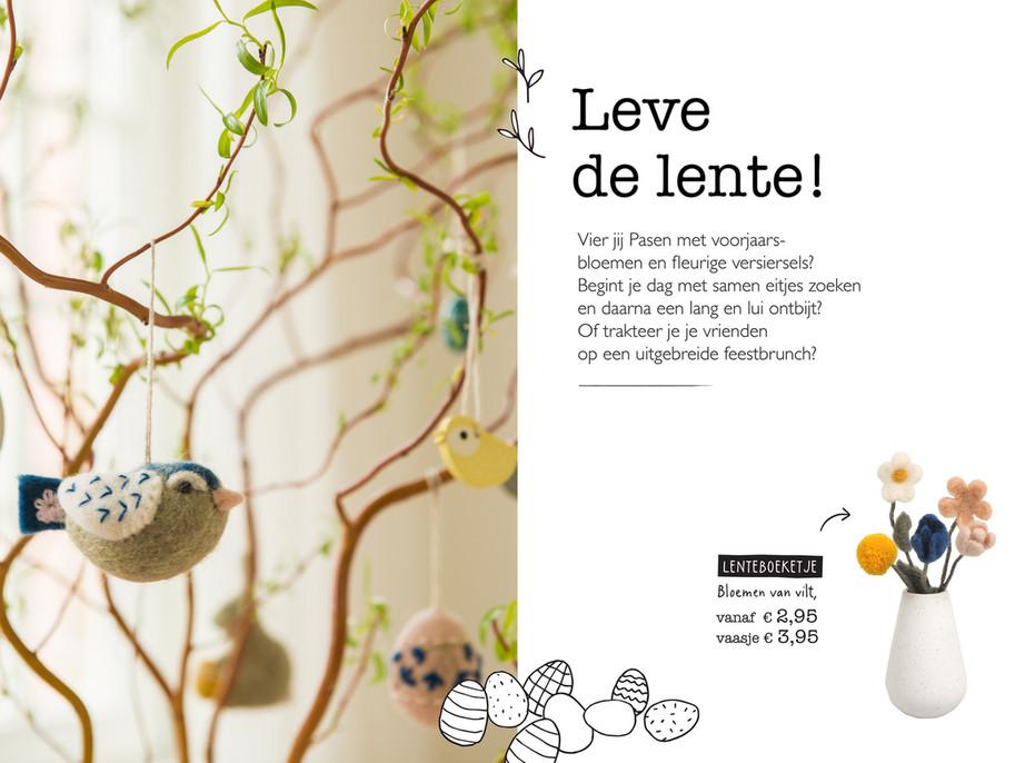 Genoeg Dille & Kamille - 2018-02 Pasen NL - Pagina 1 @FJ25