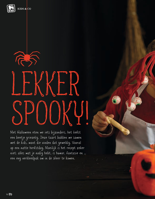 Wat Eten We Met Halloween.Gicom Editions Del 16 14 Nl Pagina 76 77 Created With
