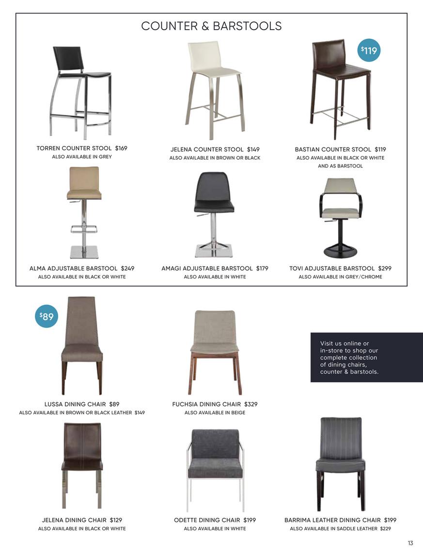 Incredible Catalog Dania Furniture Winter 2018 Barrima Dining Chair Lamtechconsult Wood Chair Design Ideas Lamtechconsultcom