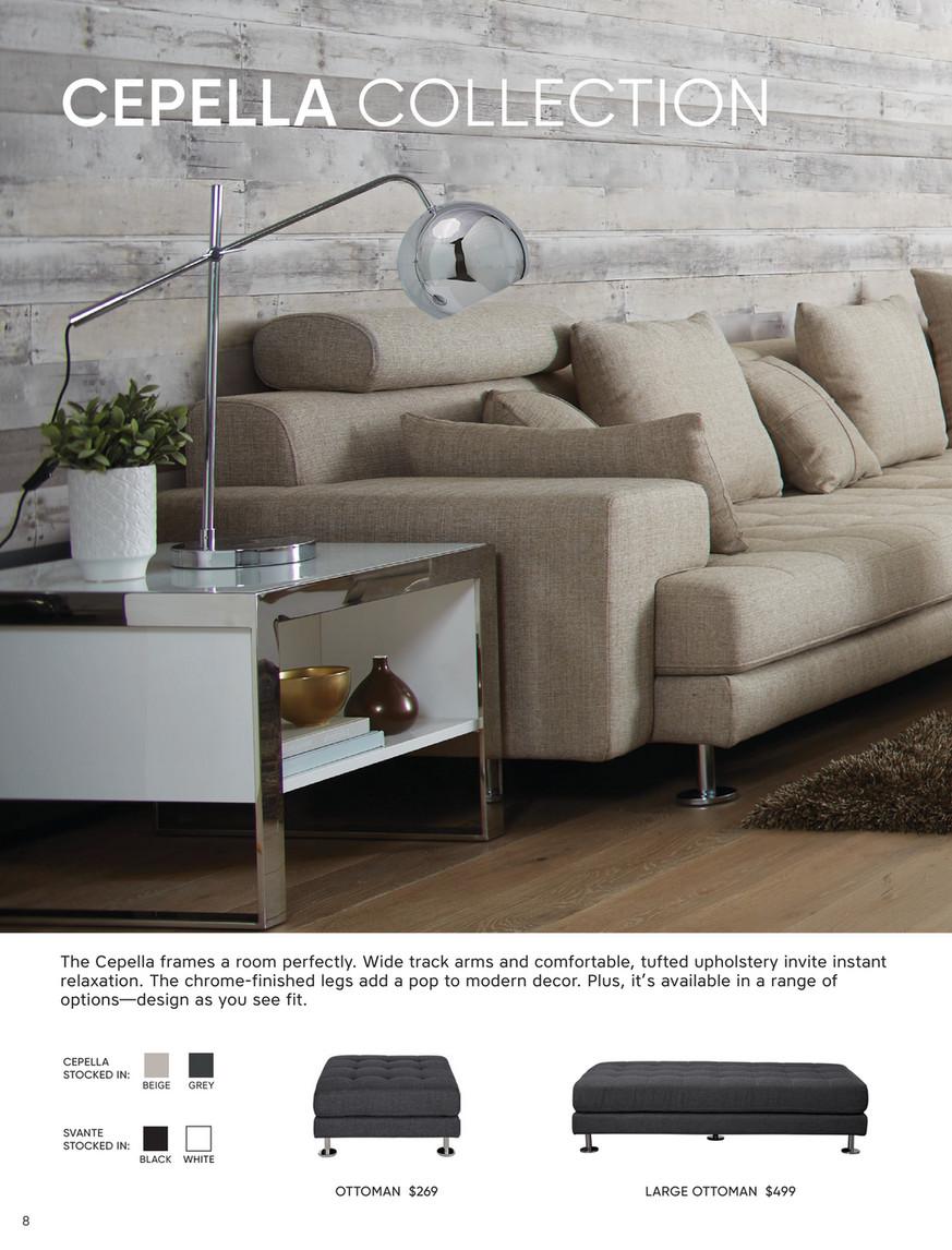 Peachy Scandinavian Designs Catalog Fall 2019 Cepella Sectional Beatyapartments Chair Design Images Beatyapartmentscom
