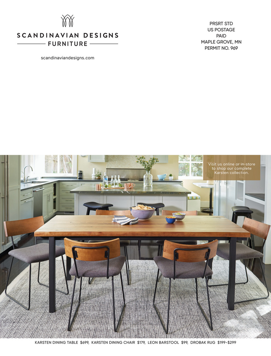 Scandinavian Designs Catalog Fall 2019 Page 68