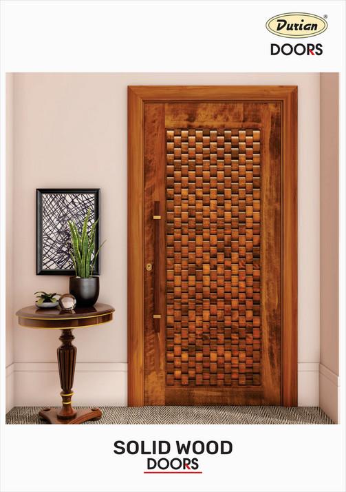 Durian Solidwood Doors