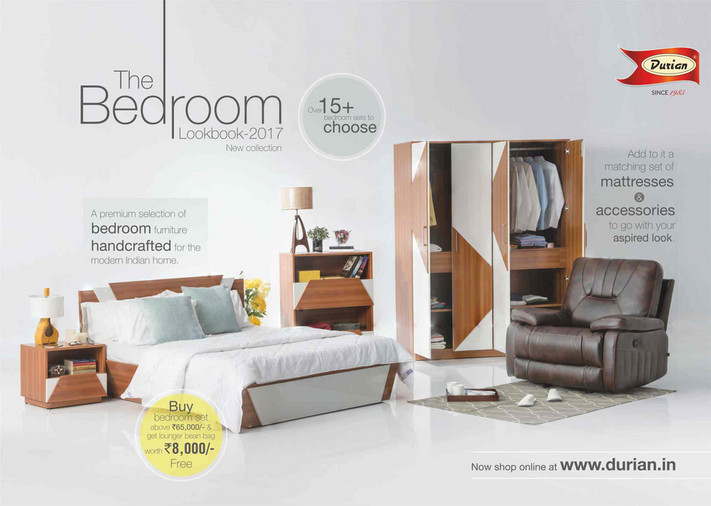 Bedroom Furniture Catalogue 2017 durian new home catalog 2017 - durian catalog