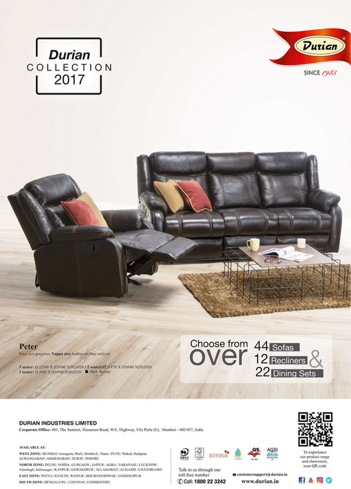 Durian All Product Collection 2017