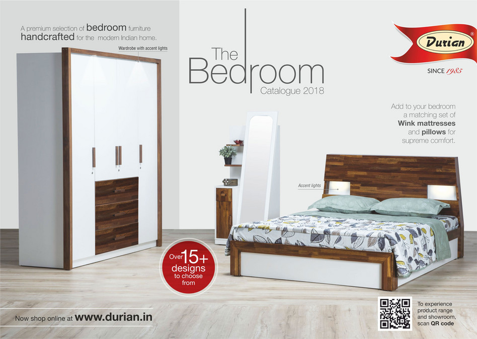 Durian Bed Catalog 2018 | Latest Bedroom Furniture & Designs