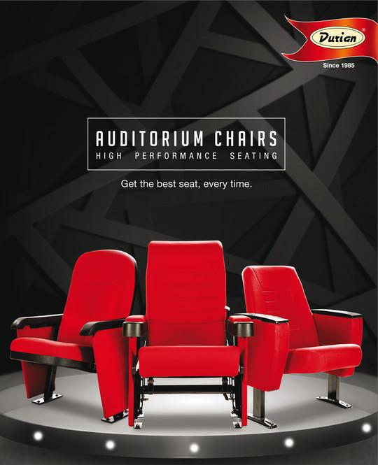 Durian's Auditorium Catalogue
