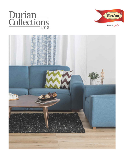 Durian Home Furniture Collections 2018