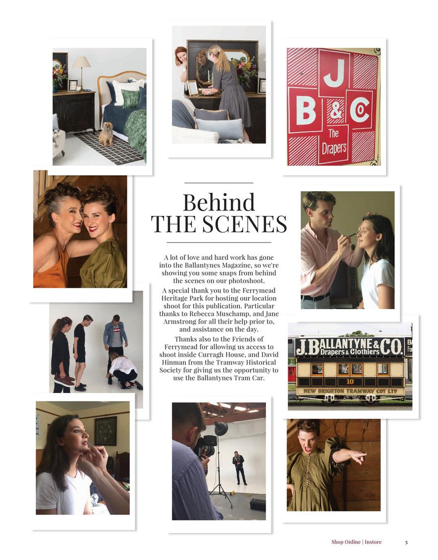 Ballantynes Ballantynes Magazine AutumnWinter 2018