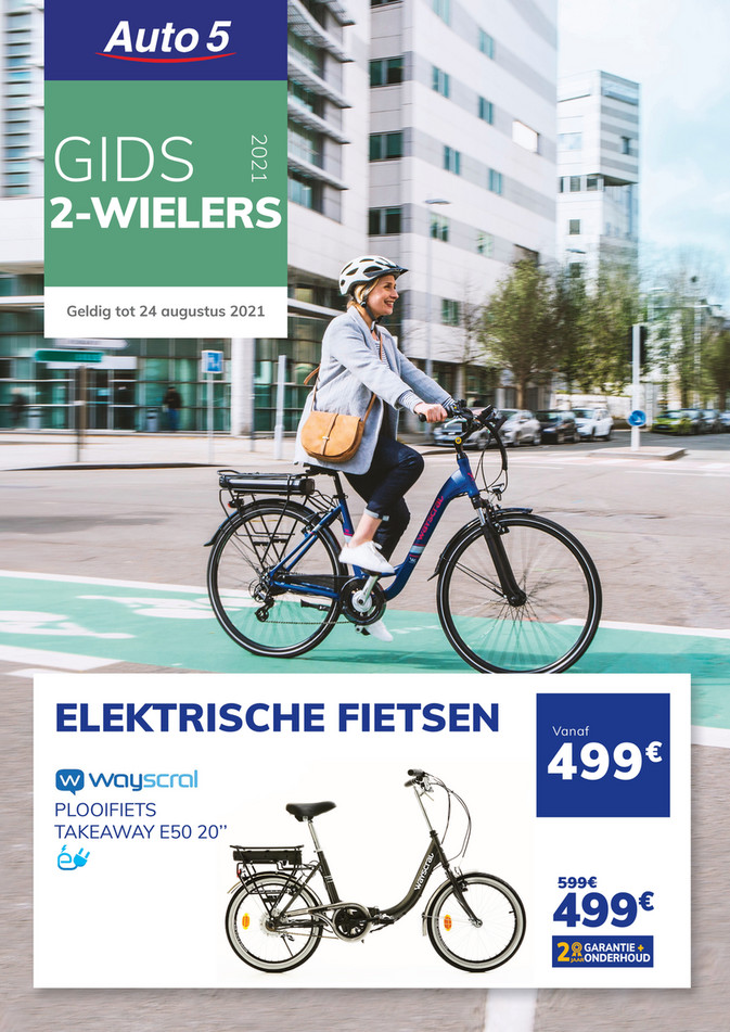 Promoties fiets