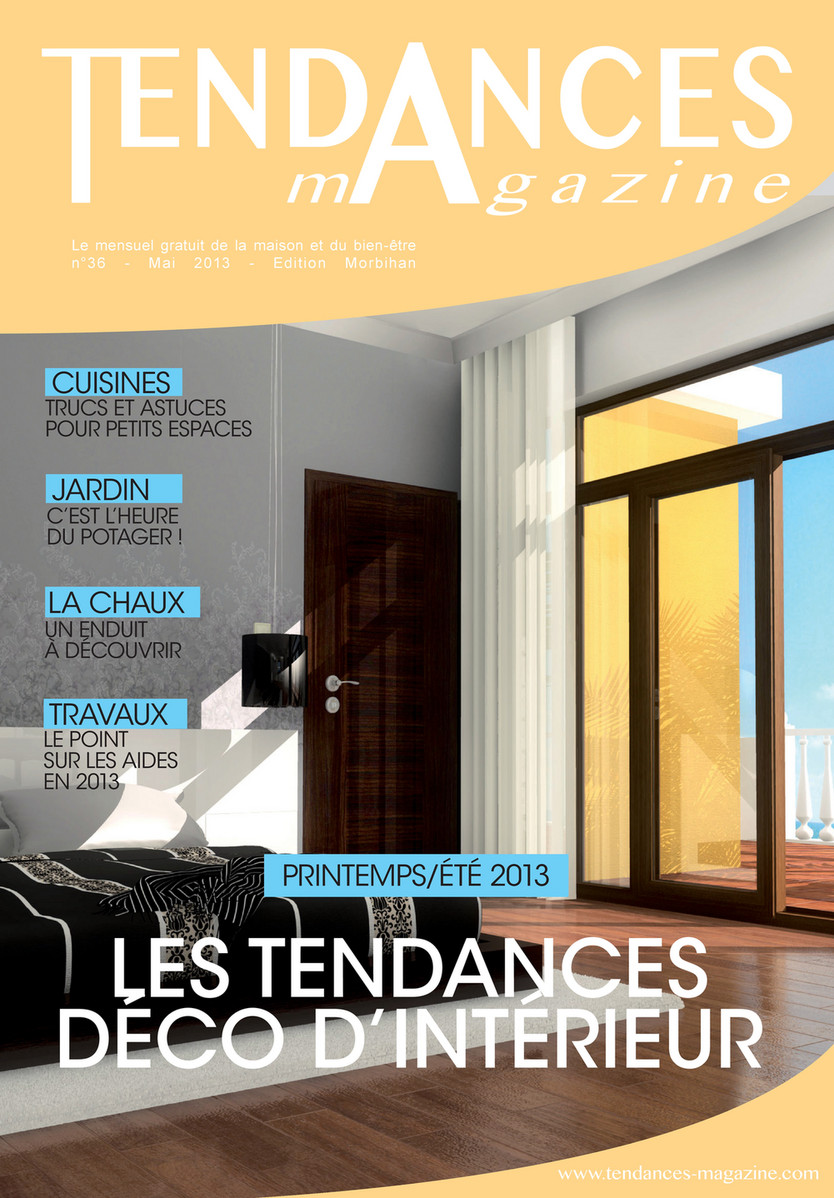 Maison & Travaux Magazine my publications - tendances magazine - page 1 - created with