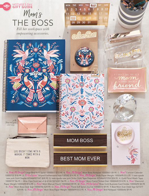 Mother S Day C Gift Guide Mom The Boss Fill Her Worke With Eming Accessories