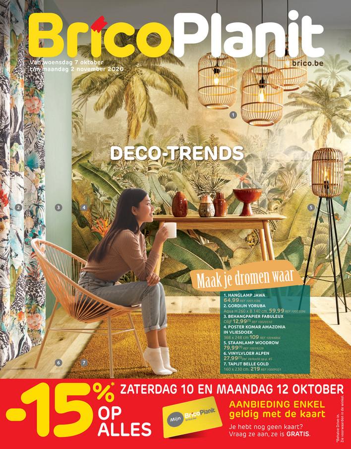 Brico&BricoPlanit folder van 14/10/2020 tot 02/11/2020 - Weekpromoties 42a