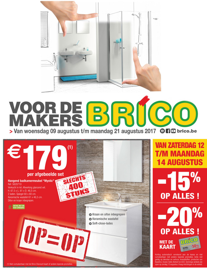 Brico folder van 09/08/2017 tot 21/08/2017 - BRICO-FOLDER13-PAGES_NL.pdf