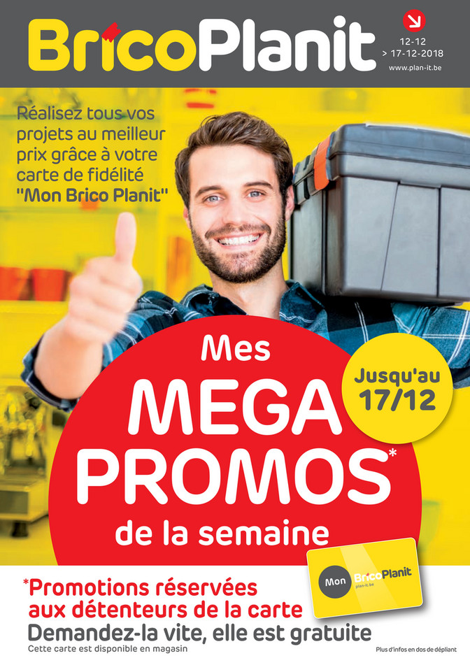 Promotions de la semaine 50 flyer