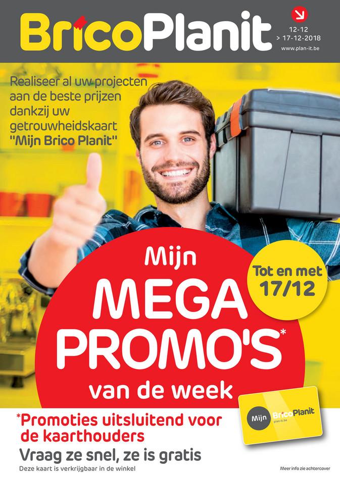 Promoties van de week 50 flyer