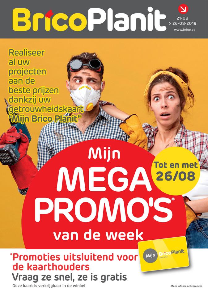 Promoties van de week 35