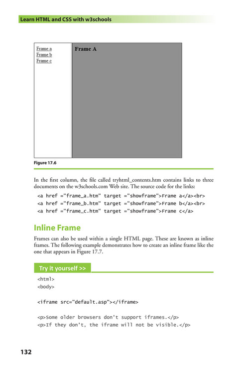 Citrus Fashions - Learn HTML and CSS - Page 140-141 - Created with