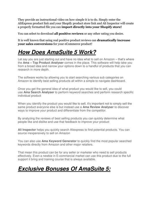 Hhd Amasuite 5 Review And Massive 23800 Bonuses Page 36 37