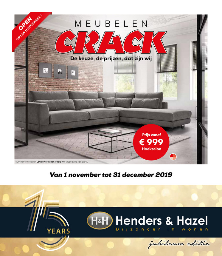 Crack  folder van 01/11/2019 tot 31/12/2019 - Maandpromoties november december