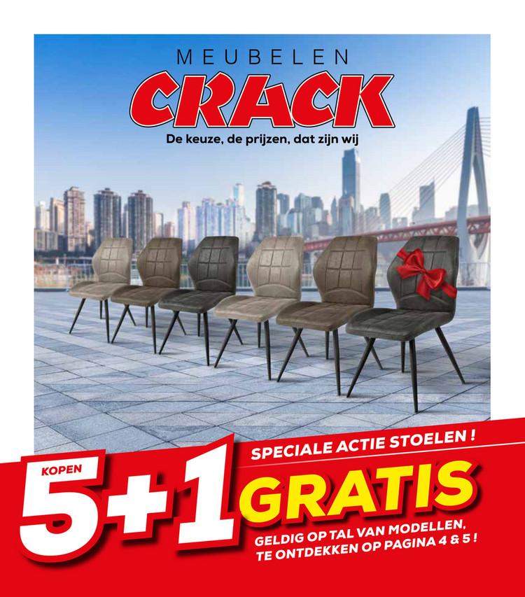 Crack  folder van 27/02/2018 tot 31/03/2018 - Promo maart