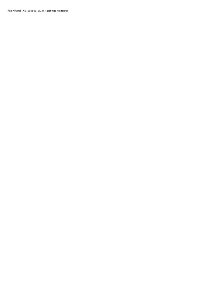 Kruidvat folder van 23/10/2018 tot 28/10/2018 - Weekpromoties 43