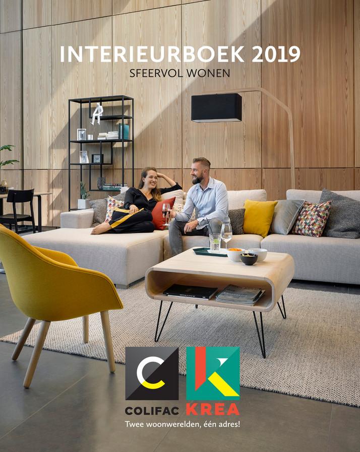 Krea Colifac folder van 01/10/2018 tot 11/11/2018 - Catalogus 2019