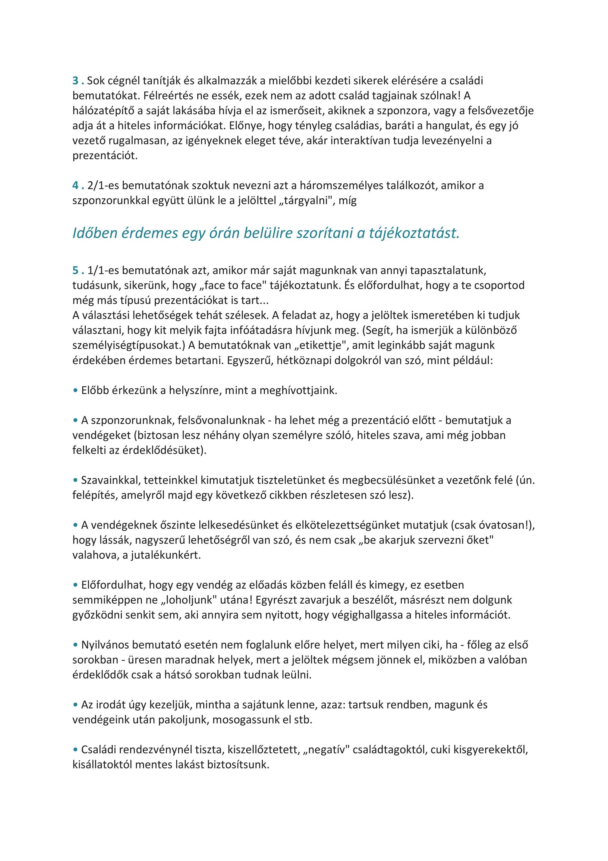 profiaudio.hu - Bemutatókészítési alapismeretek (Powerpoint)