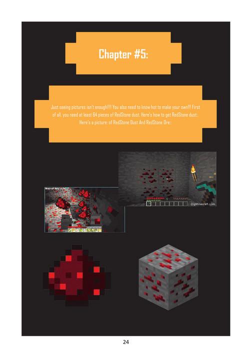 Guide pdf minecraft