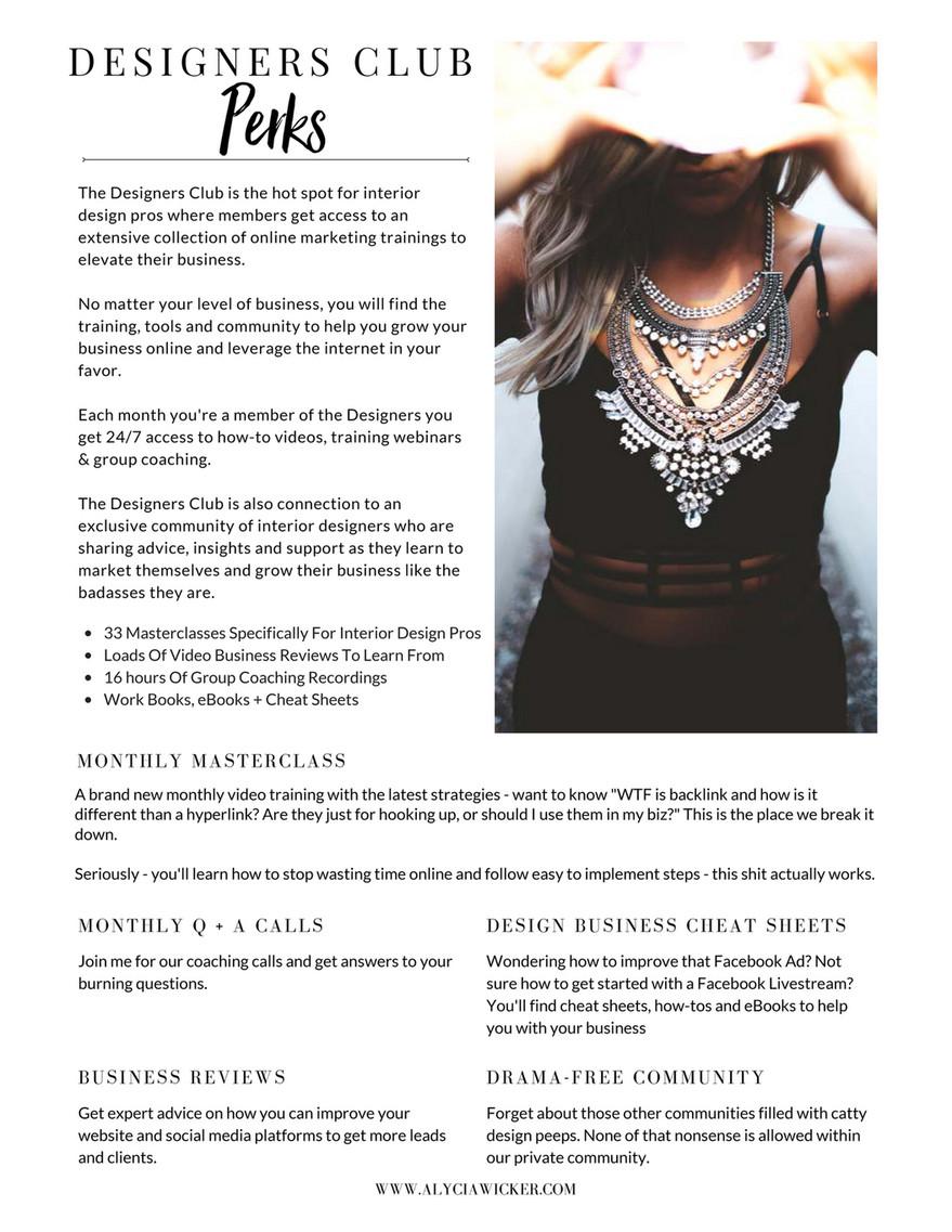 Alycia Wicker Designers Club Syllabus Final Page 2 3 Created With Publitas Com
